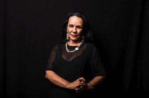 Linda Burney, at her office in Kogarah.