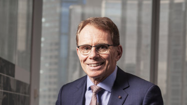 BHP boss Andrew Mackenzie is expected to leave the company soon.