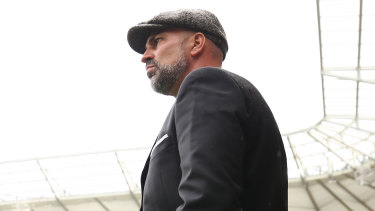 Wanderers coach Markus Babbel could be in trouble with FFA again for swearing in a press conference.