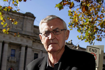 Former Auditor-General of Victoria Ches Baragwanath in 2010.