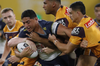 Rugby league returning on May 28 is 'absolute madness', says Peter FitzSimons.