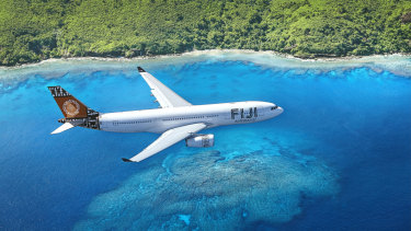 Fiji Airways has had a codeshare partnership with Qantas for 17 years.