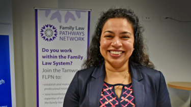Mahashini Krishna was NSW Victims Rights Commissioner until Thursday, when she was made redundant.