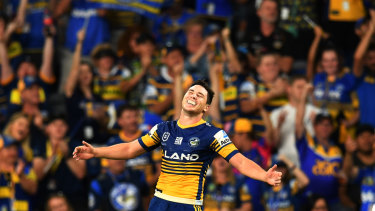 Mitchell Moses and the Eels have a tremendous record at Bankwest Stadium.