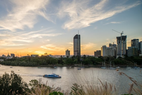 The Brisbane River is at a 'tipping point'