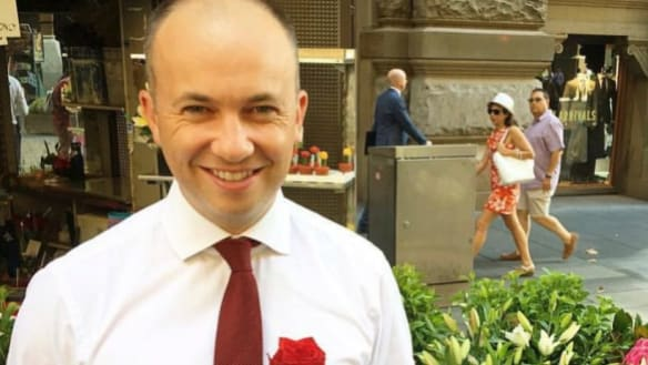 'Disappointed' Premier backs minister after explicit text messages