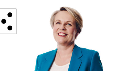 """Tanya Plibersek: """"Setting targets and making it something that an organisation can be held to account on is an important element of that. Equality doesn't happen by accident."""""""