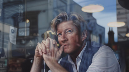 'The judges love wrinkles': Portrait of David Wenham takes out Packing Room Prize