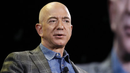 Jeff Bezos' new quest: to 'cure ageing'