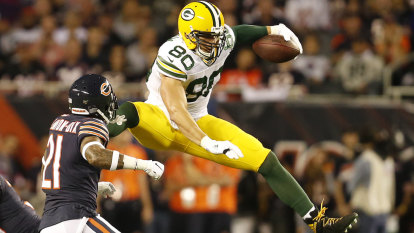 Packers open 100th NFL season with win