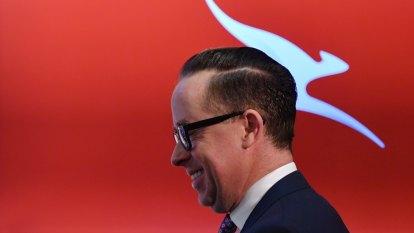 Qantas chief Alan Joyce tops CEO pay table