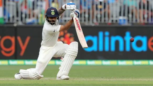 It's game on as cool-hand Virat Kohli leads Indian fightback