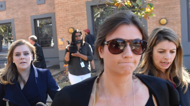Harriet Wran spared jail time on drugs charge