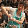 'Much less self-conscious': Poh still has burning MasterChef ambition