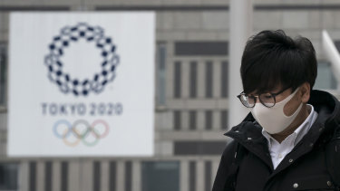 Japan and the IOC insist the 2020 Tokyo Games are going ahead despite the cancellation of international sporting events around the world due to the coronavirus outbreak.