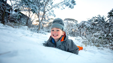 Snow could hit a chilly Victoria later this week.