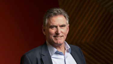 National Australia Bank chief Ross McEwan.