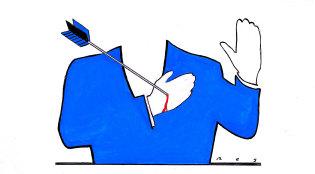Illustration: Reg Lynch
