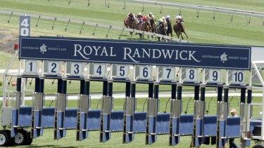 Royal Randwick will host the Everest race next weekend.