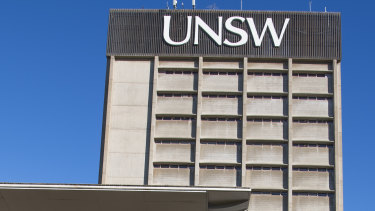 A third UNSW student has tested positive for COVID-19.