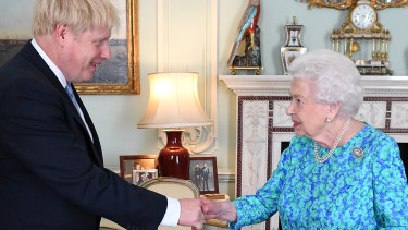 A royal dilemma: The Queen had little choice but to agree to prorogue Parliament, just over a month after she invited Boris Johnson, as the new leader of the Conservative Party, to become Prime Minister on July 24.