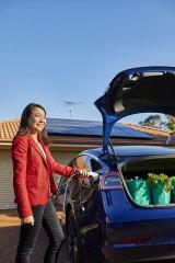 Origin's head of e-mobility Chau Le says electric vehicle fleets require more co-ordination than petrol-run fleets.