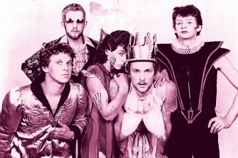 Skyhooks turned the spotlight on Melbourne as well as themselves in the `70s.