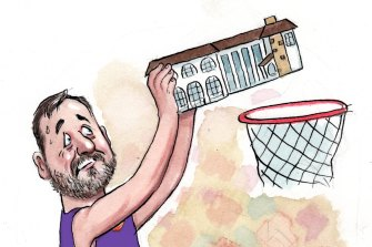 No slam dunk here: Andrew Bogut