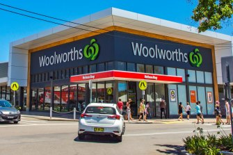 Woolworths is moving into owning mixed-use development sites.