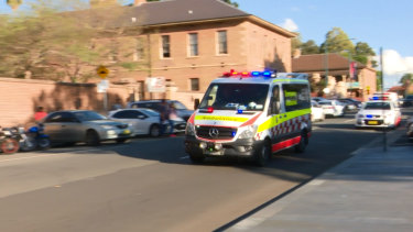 Healthcare workers are planning a strike over violent incidents at NSW hospitals.