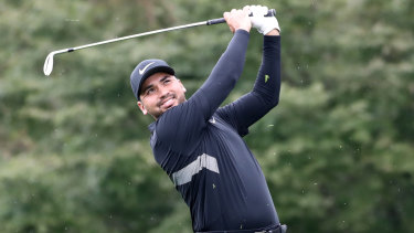 Captain's pick: Jason Day will be one of four Australians for the International team at the Presidents Cup.