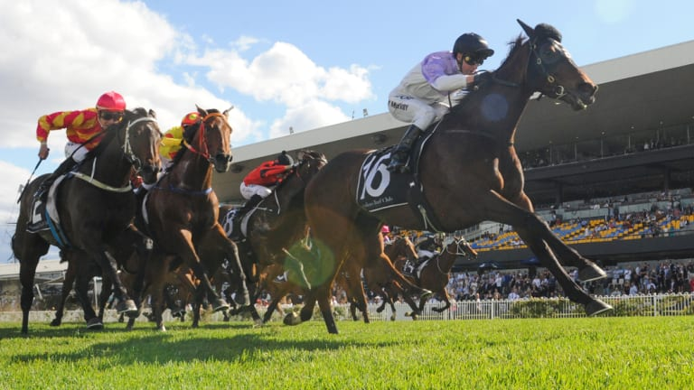 Golden Eagle: Rosehill Gardens will hold the world's third richest race in 2019.