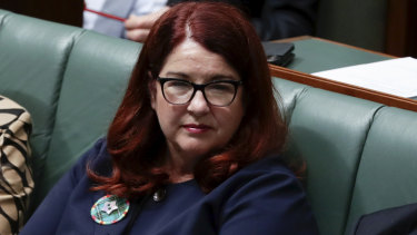 """New Environment Minister Melissa Price has lashed Labor's """"witch hunt"""" of the Great Barrier Reef Foundation."""