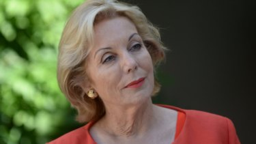 'Much of the media is white and we're not all white': ABC chair Ita Buttrose