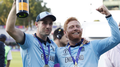 England's Bairstow dreaming of a World Cup-Ashes double