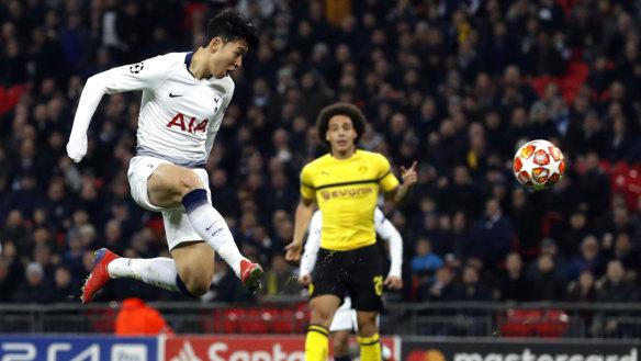 Champions League: Tottenham thrash Dortmund, Real Madrid edge Ajax