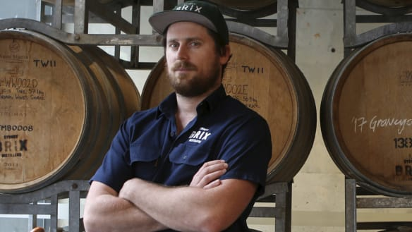 'We need government support': distillers call for spirits to be taxed like wine