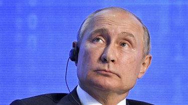 The dispute between Russian President Vladimir Putin and Saudi Arabia has resulted in the collapse of oil prices.