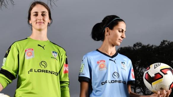Canberra United recruit Sham Khamis ready for family W-League battle