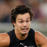 Jack Silvagni will have surgery on his shoulder.
