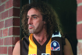 """Former Hawthorn champion John Platten has been shocked by the CTE diagnosis for Graham """"Polly"""" Farmer."""