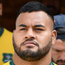 'I owe Australia': Tongan Thor on why he's staying put