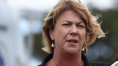Pavey lacks credibility in response to water crisis