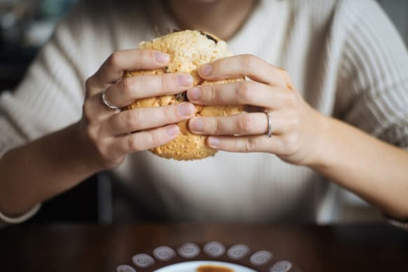 As a food editor, here's what I learnt from my year of eating alone