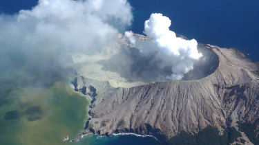 White island was a disaster waiting to happen, according to experts.