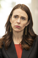New Zealand Prime Minister Jacinda Arden has been praised for her stoic handling of COVID-19.