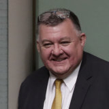 Liberal MP Craig Kelly wanted to read Gone With the Wind.