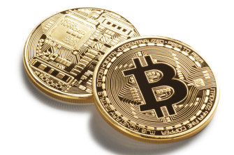 Bitcoin fell below $US40,000  this afternoon.
