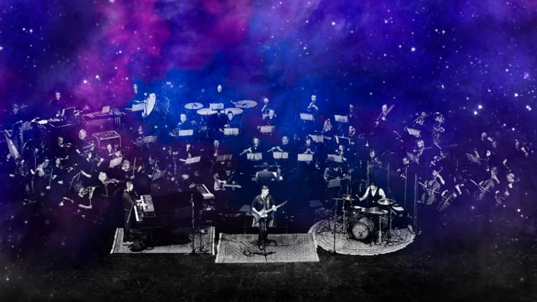 'Mmmbop' reinvented with a full symphony orchestra? Yes please.