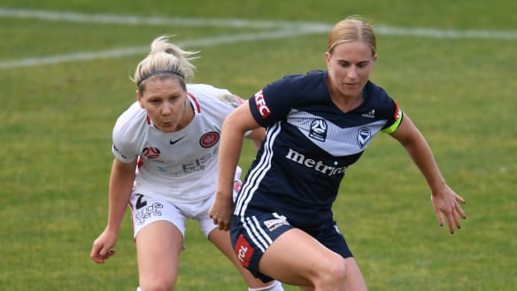 Victory star Natasha Dowie is hoping she has caught the eye of England coach Phil Neville ahead of the World Cup.